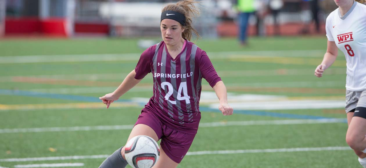 Women's Soccer Suffers Double Overtime Loss to WPI in NEWMAC Semifinals