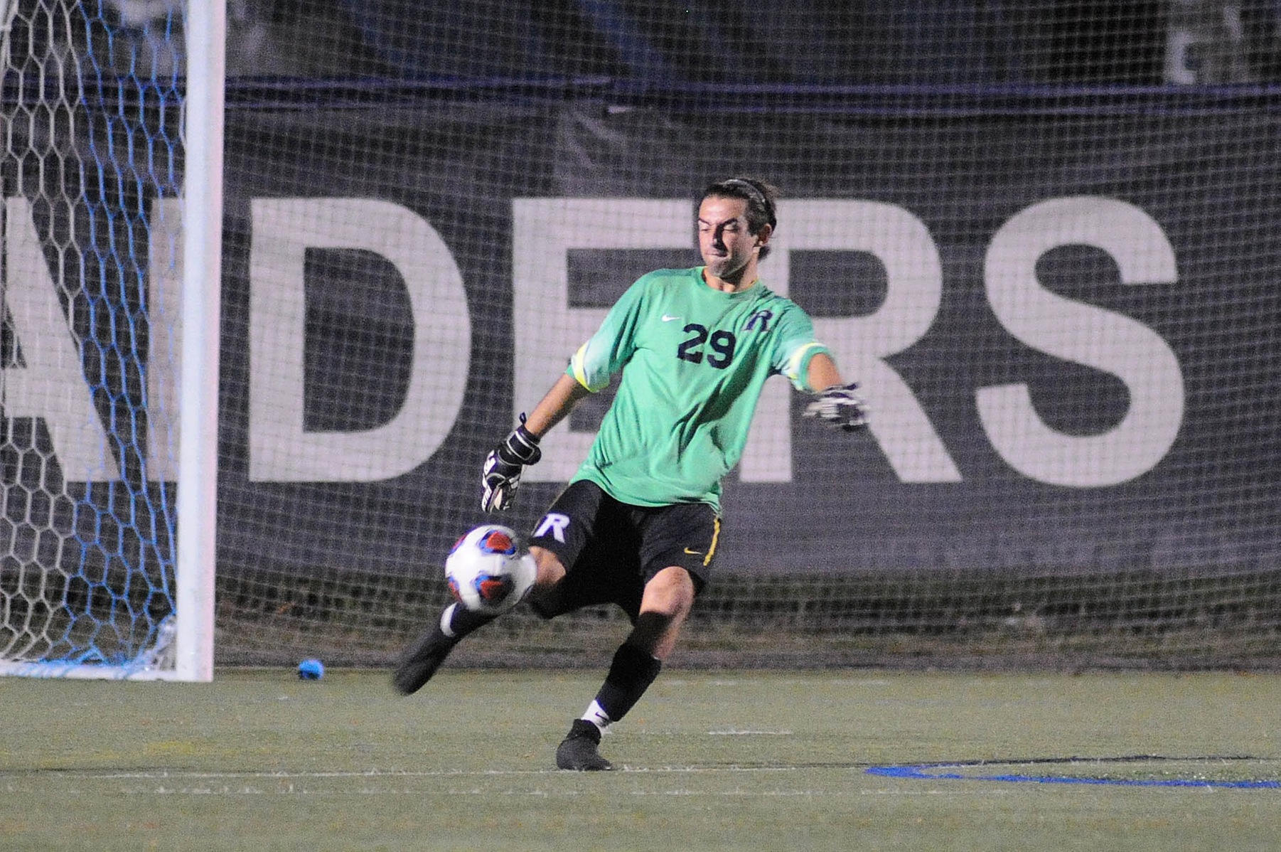 Men's Soccer: Hasenfus guides Raiders to 0-0 tie vs Fitchburg State