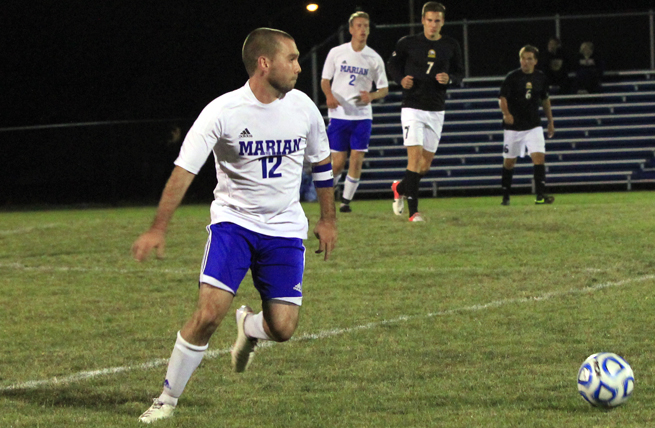 Late Goal Spoils Upset Bid at CUW