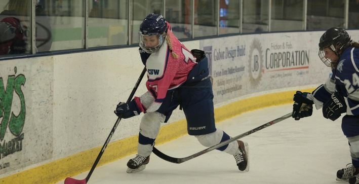 Women's Hockey completes series sweep of Finlandia