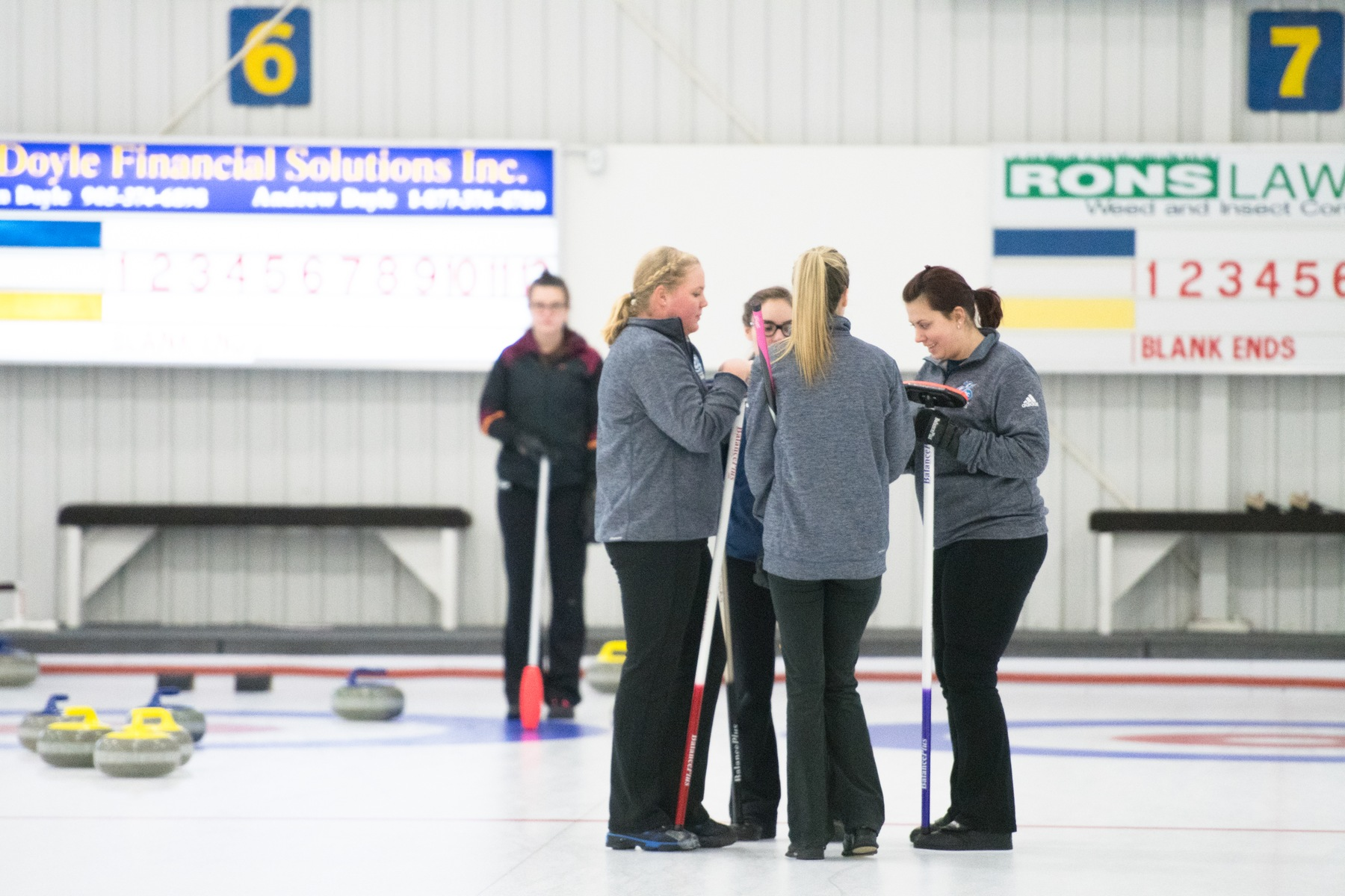 PREVIEW: Women's curling off to Alberta for CCAA National Championship
