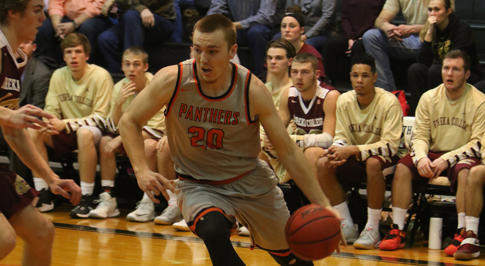 Men's basketball wins important road game at Blackburn