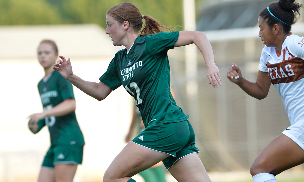 COLLINS' GOAL SPARKS WOMEN'S SOCCER TO 1-0 WIN AT UC DAVIS