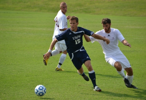 UMW Men's Soccer Falls at St. Mary's