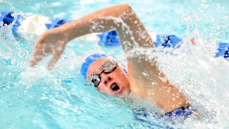 Swim & Dive Begins NEC Championships Today