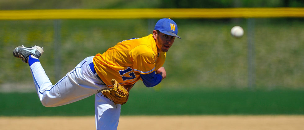 Cherry's Complete Game Effort Leads Western New England to Split with Nichols