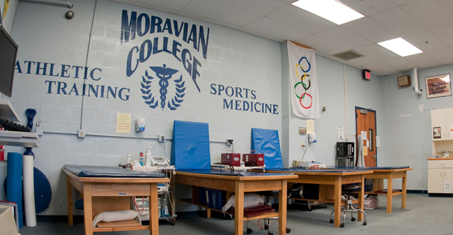 Welcome to Moravian College Sports Medicine