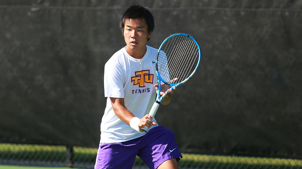 Tech tennis smacks exclamation point on the end of trip to Des Moines with 4-0 win over ISU