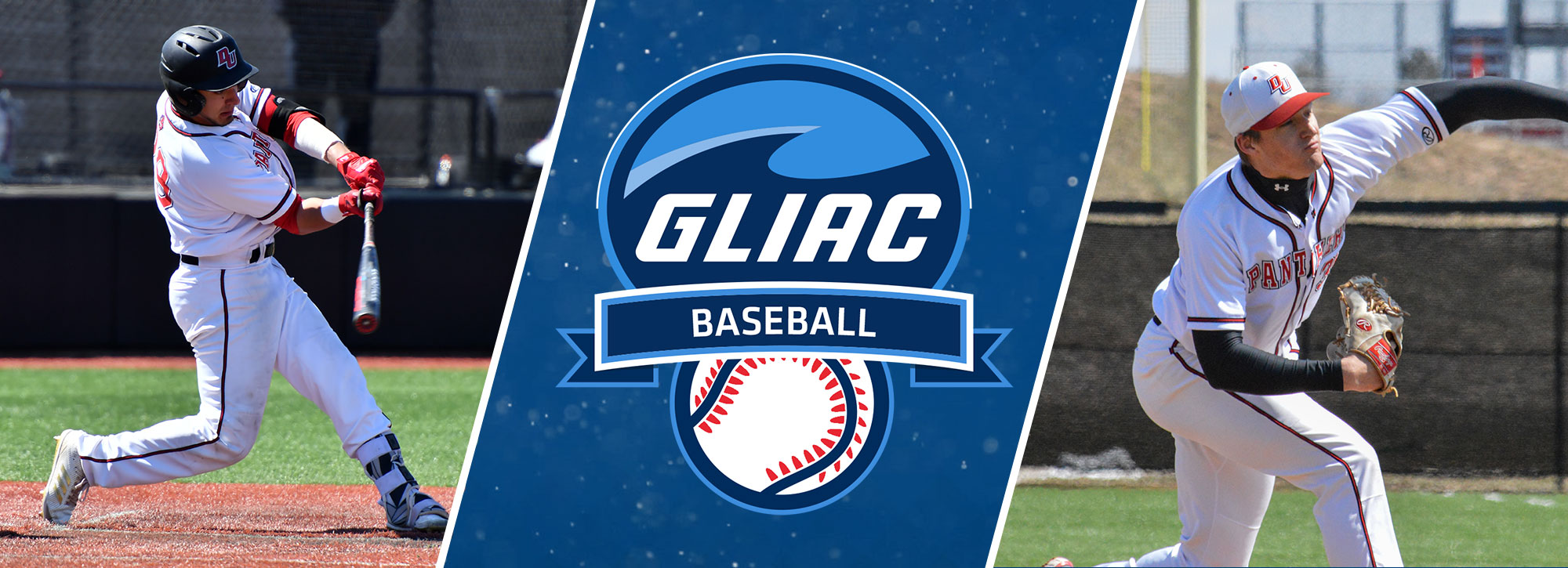 Davenport's Wolfram & Petravicius Sweep GLIAC Baseball Player of the Week Honors
