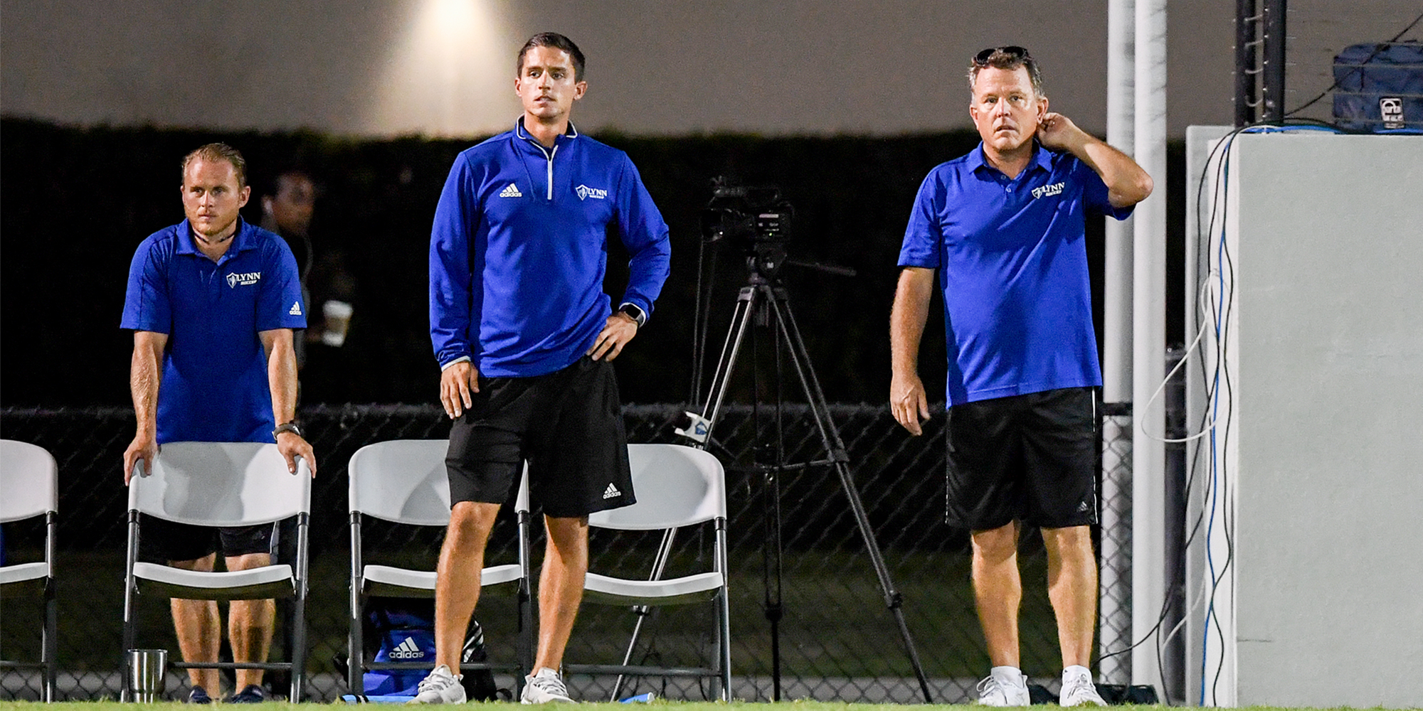 Men's Soccer Coaches Named South Region Staff of the Year