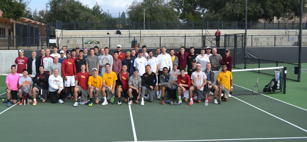 Celebrating six decades of Stags Tennis at Ducey Cup alumni match