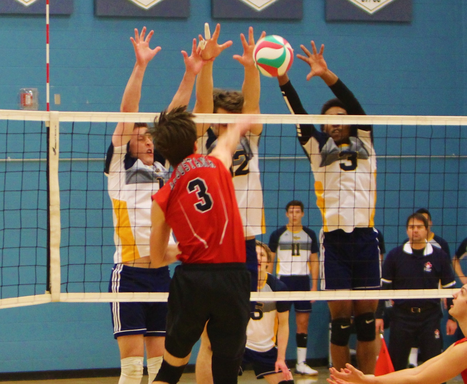 Thunder Edge The Vikings In Five Sets