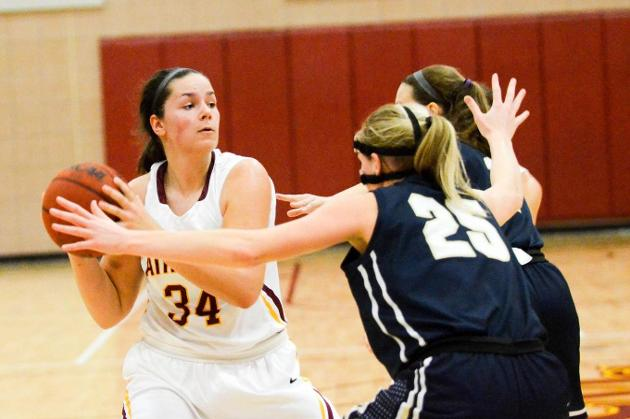 Pioneers edge out Athenas
