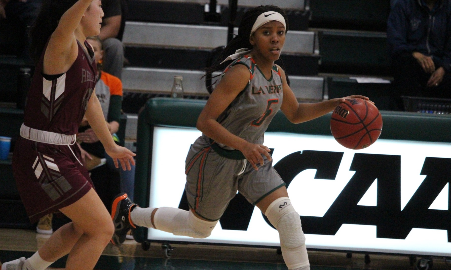 Women's Basketball routs Cal Lutheran