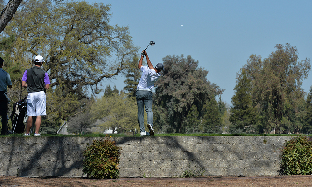 MEN'S GOLF HOSTS SACRAMENTO STATE INVITATIONAL BEGINNING MONDAY