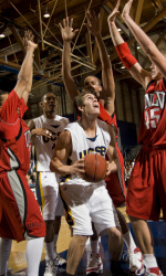 UCSB Does it With Defense in 58-51 Win at Eastern Washington