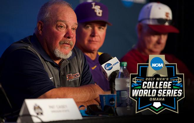 CWS Pre-Series Press Conference