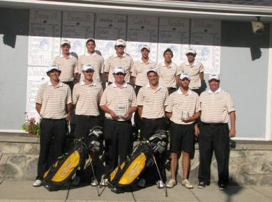 Oglethorpe Retains Top Spot in Golf World/Nike Golf Coaches' Poll