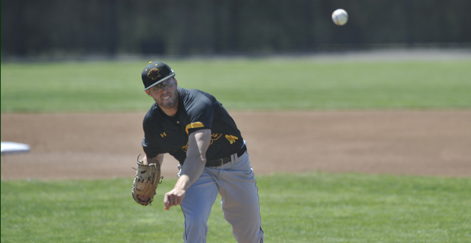 Vanderplas and Mikush Stymie Maine Bats, Smith Delivers Game-Winning Hit in 12-Inning Season Finale Win for UMBC