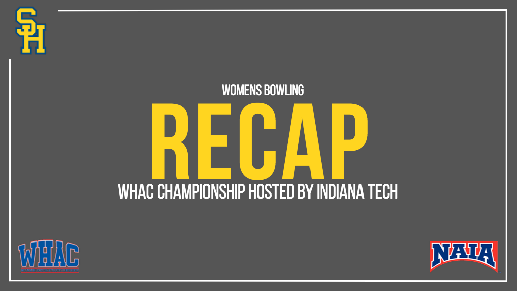 Women's Bowling Finished 9th at WHAC Championship