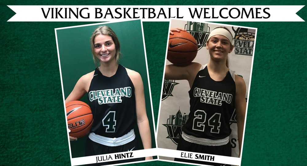 Women's Basketball Signs Two For Upcoming 2019-20 Season