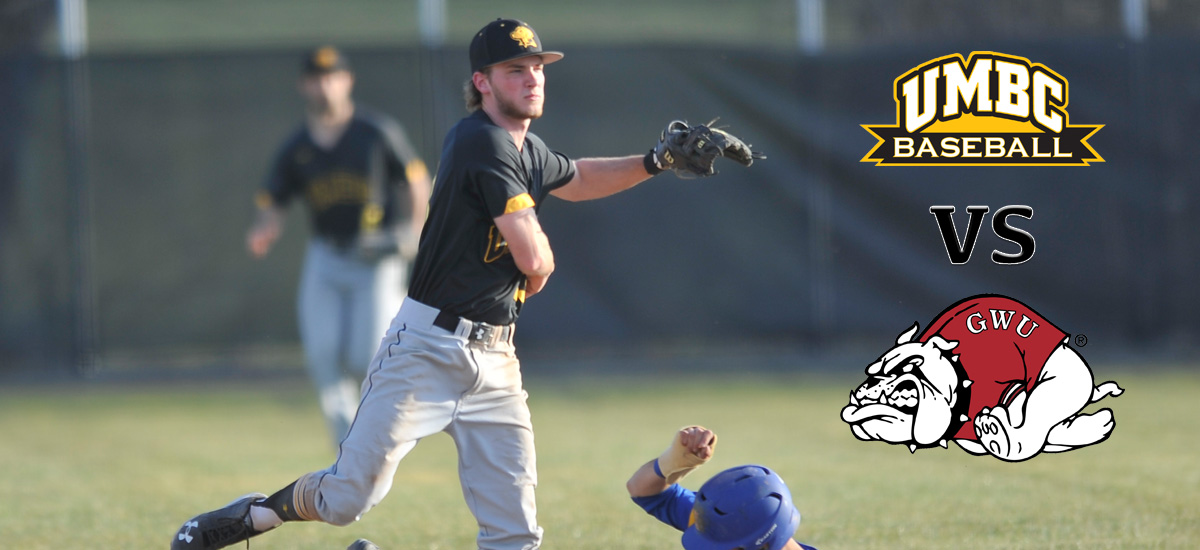 UMBC Baseball Heads to North Carolina for Weekend Series with Gardner-Webb