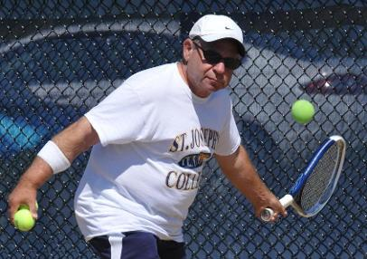 SJC's Glenn Nathan to Receive USTA Award for Overcoming Adversity