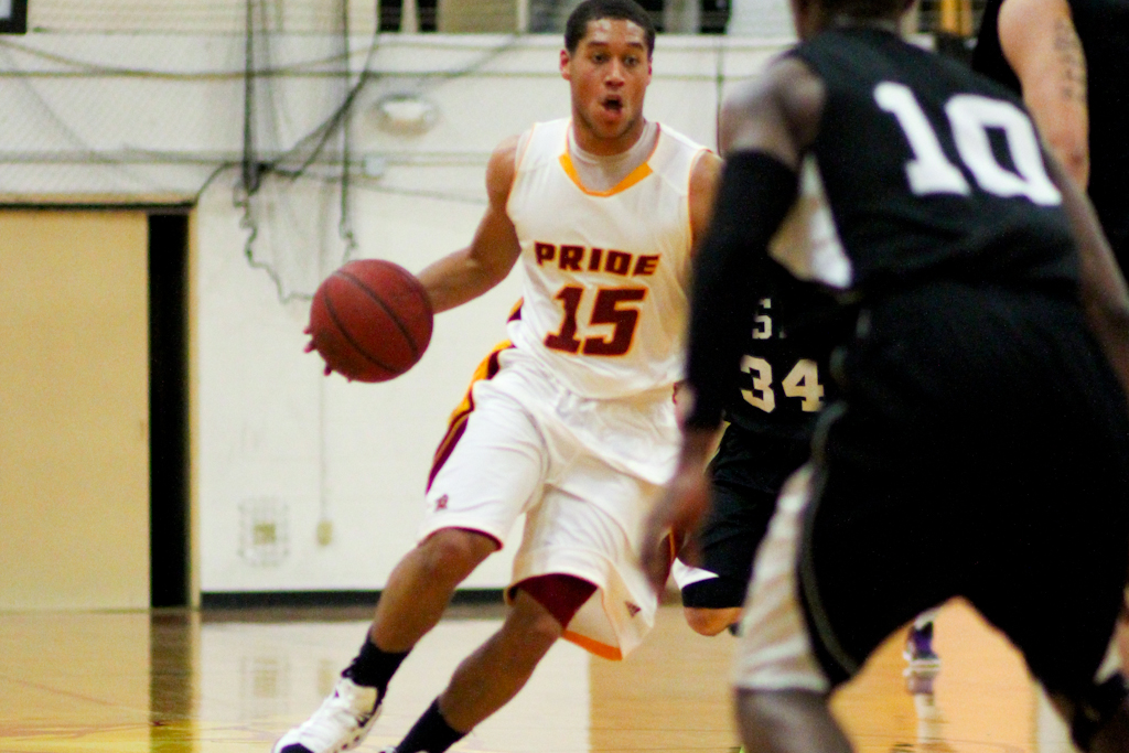 PRIDE ADVANCE TO NECC SEMIS BEHIND CHARLES' 21 POINTS