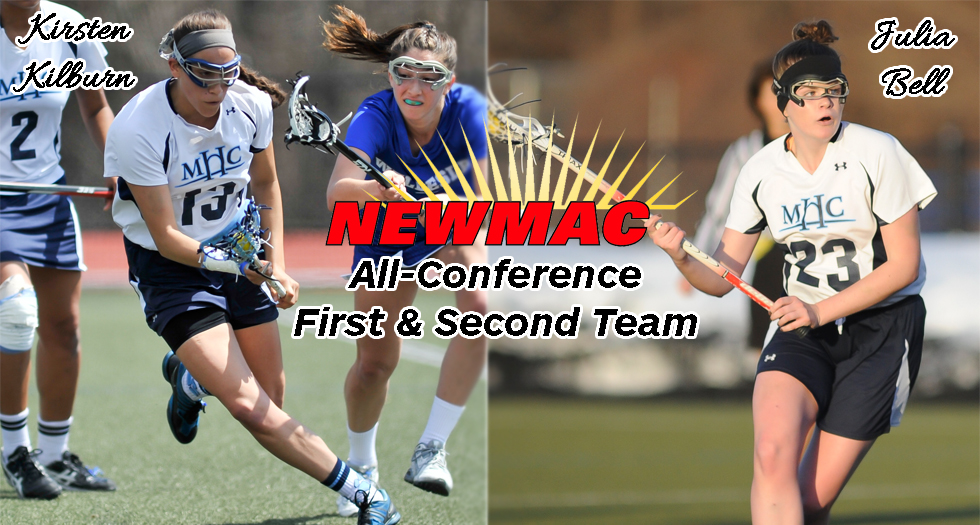 Two Named to Lacrosse All-Conference Teams