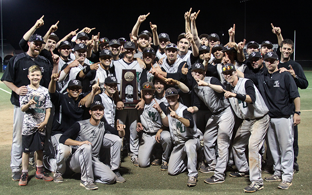 Wilmington Baseball Claims 2015 NCAA Division II East Regional Tournament Championship with 11-9 Victory over St. Thomas Aquinas