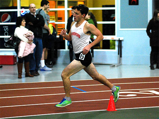 Indoor season moves forward with Haverford Invite