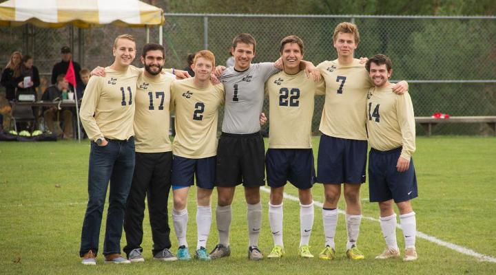 Catholic Defeats Juniata in Final Minute on Senior Day