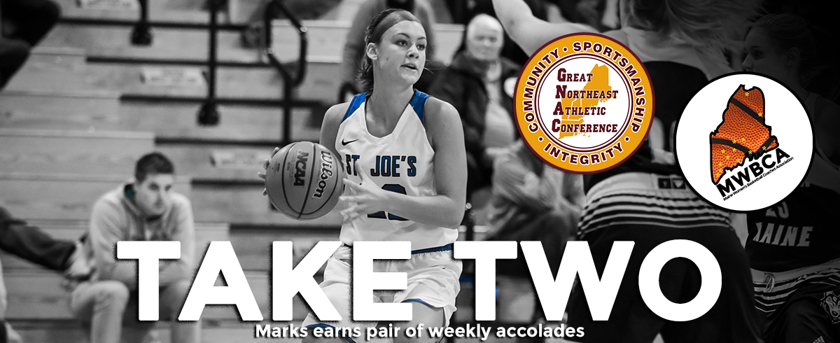 Marks Earns Pair of Weekly Accolades