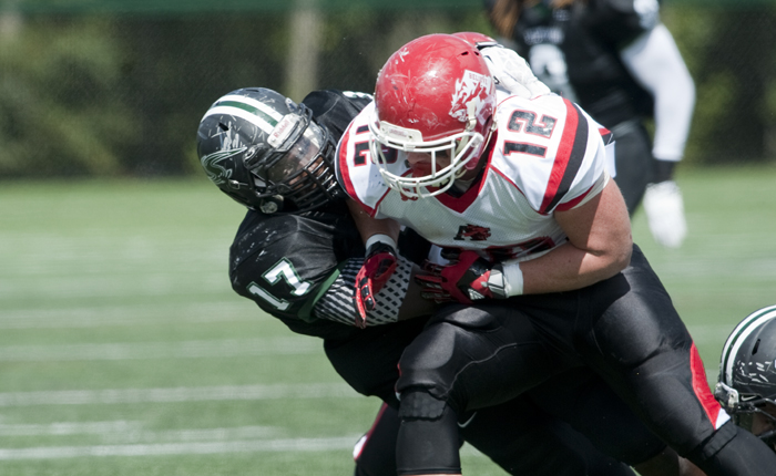 Defensive Effort Highlights 24-18 Victory Over Albright in MAC Opener