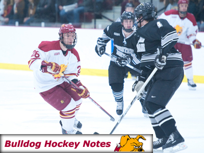 Weekly Notes Games 13-14: #16 Western Michigan at Ferris State
