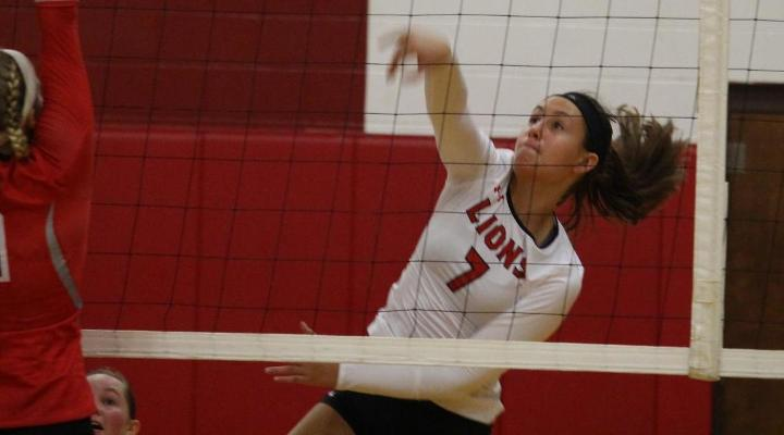 Women's Volleyball Drops Matches to UMass-Dartmouth, Lasell Saturday