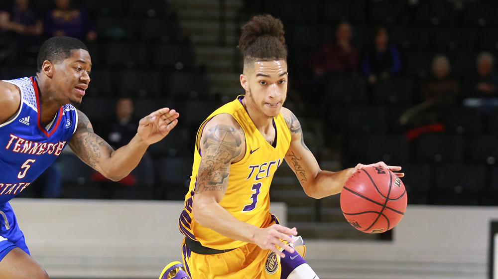 Golden Eagles fall to Tennessee State in rematch