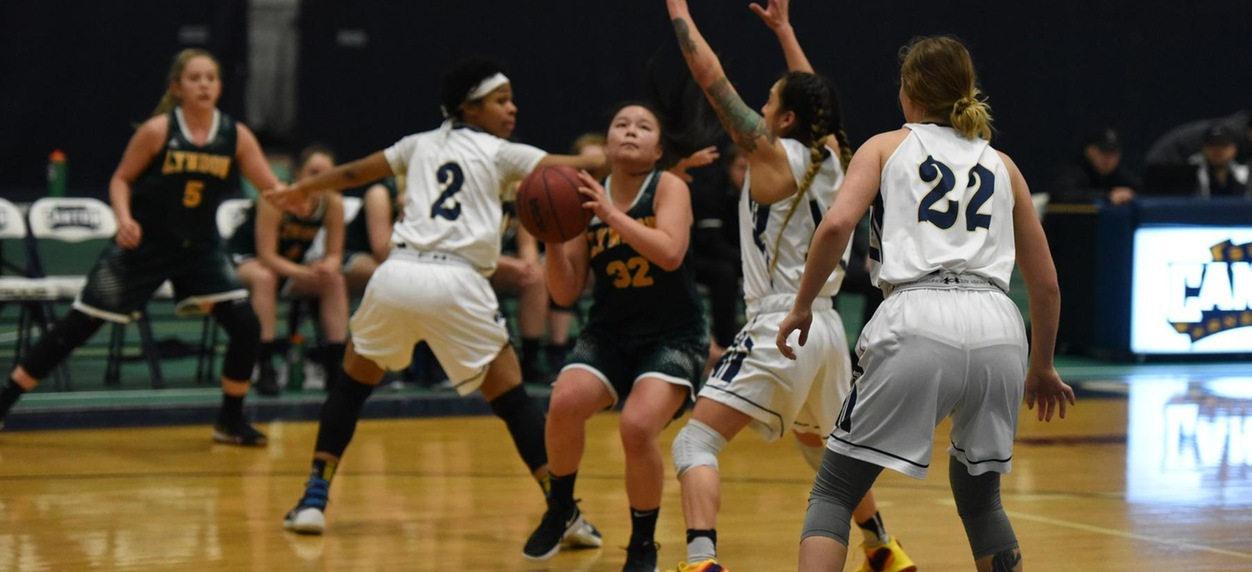 Hornet women can't find the shooting range in NAC loss to SUNY Canton
