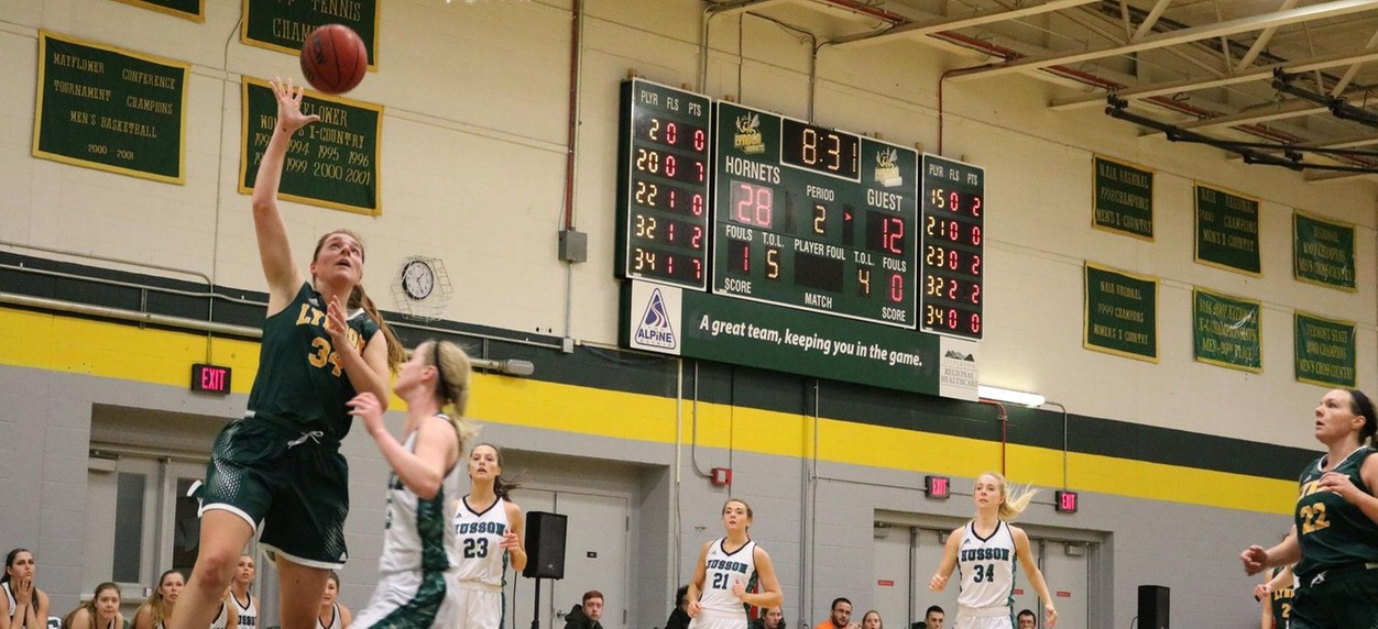 Hornet women outlast Husson in double OT behind monster game from Hodge