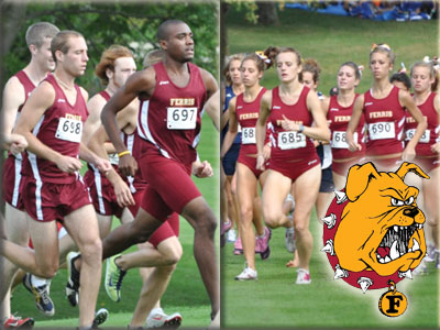 FSU Cross Country Runs In EMU Classic