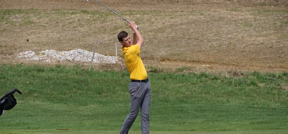 Men's Golf Finishes Sixth at the G-MAC Championship