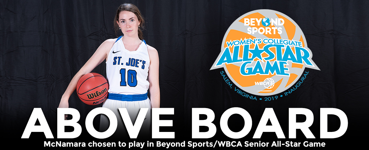 McNamara Chosen to Play in Beyond Sports/WBCA Senior All-Star Game
