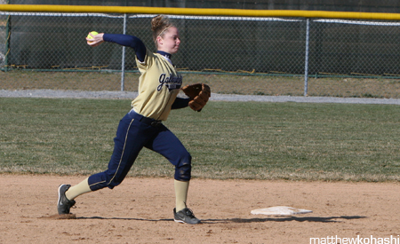 Salisbury tops Gallaudet in conference twinbill