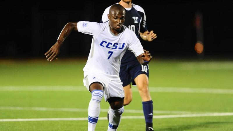 Men's Soccer Falls 3-0 to West Virginia on Friday Night