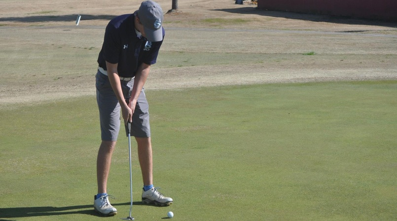 Men's Golf Takes 7th Place at Piedmont Invitational