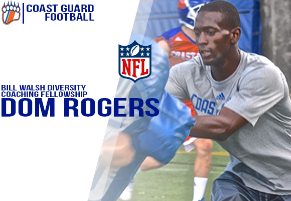YN3 Rogers Awarded Coaching Fellowship With Philadelphia Eagles