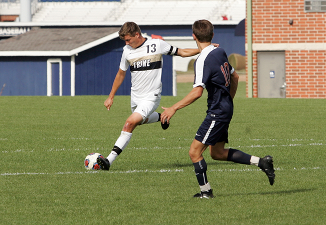 No. 2 Calvin Too Much For Trine