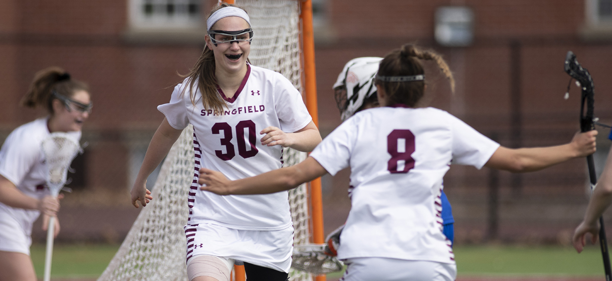 Sarnacki's Career Night Leads Women's Lacrosse to Third-Straight Win; Defeats Smith, 14-7