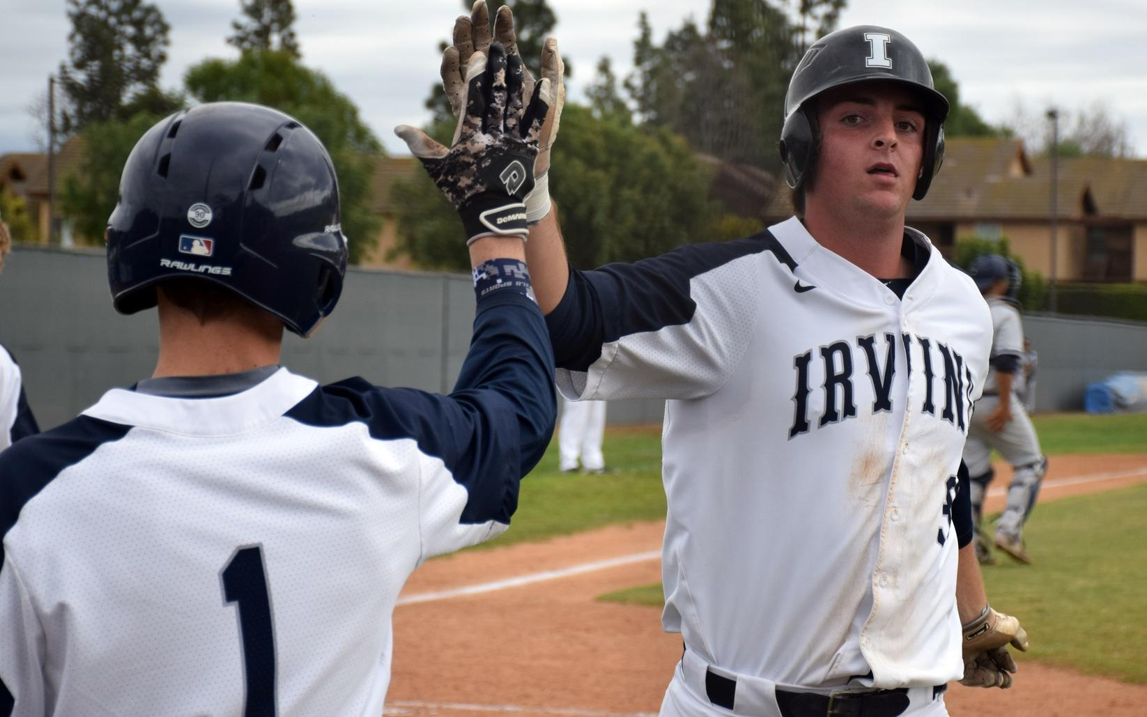 Baseball team ranked 12th in So. Cal. in first coaches poll