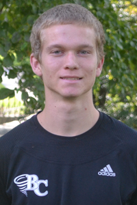 Cross Country: Chris Shore